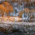 Zima u Berounky