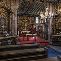 Dřevěný kostel
