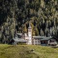 Kostel v horách