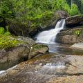Plotnový vodopád - Černá Desná