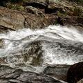 Vodopád Studeného potoka ve Vysokých Tatrách