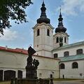 Zámek a klášter Doksany