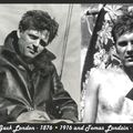 Jack London and Tomas Londzin