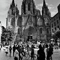Barcelónske bloudění
