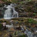 lesny vodopadik