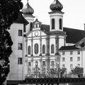 Luzern v černobílé