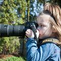 Malá fotografka