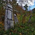 Zabudnute židovske hroby..