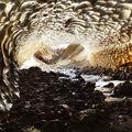V kráteru sopky Mutnovskaja