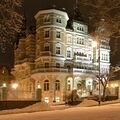 Karlovy Vary - lázeňský dům Thomayer