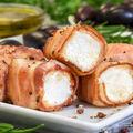 Feta sýr ve slanině aneb Řecké chutě