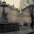 Praha kousek od Ovocného trhu