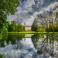 Zamek v jezere