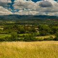 Luberonská krajina