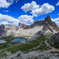 Laghi del Piani  - Dolomity
