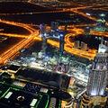 Burj Khalifa - 452m nad zemí