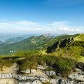 Malá Fatra, pohled na horu Chleb