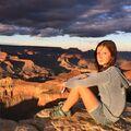 Západ nad Grand Canyonem