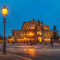 Semperoper, Dresden Opera Theater