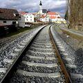 Po kolejích do Příbora