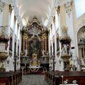 Kostel Očišťování Panny Marie.Dub nad Moravou.
