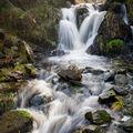 Krušnohorský vodopád
