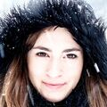 drahá polovička - první sníh