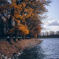 Podzim v Třeboni