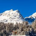 St. Moritz - Švýcarsko