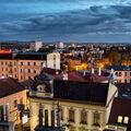 Podvečerní město II