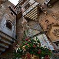 Květinový hrad