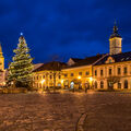 Vánoční město