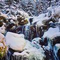 Zima na Jizerce.
