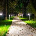 Noční chodník