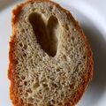 I chléb má své srdce...