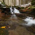 Beskydské vodopády