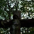 Kříž u cesty