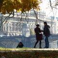 Podzim v Praze