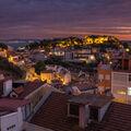 Maurský hrad v Lisbonu