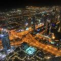 Dubai z Burj Khalify