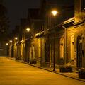 Vítkovice - ulice Tržní