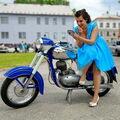 Modrá je dobrá ...