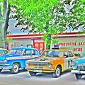 Stará vozidla