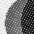 Kompozice v bílé,šedé a černé