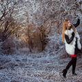 zimní kráskaQ