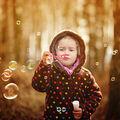 jarní bublinky
