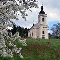 Konecchlumí - kostel sv. Petra a Pavla