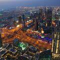 Večerní Dubai
