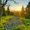 Šumava - Zelená Hora