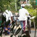 Pěšky nebo na kole